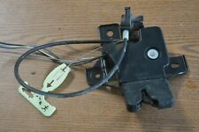 2010 2011 2012 FORD FUSION/MKZ 10-11 MILAN TRUNK LATCH RELEASE