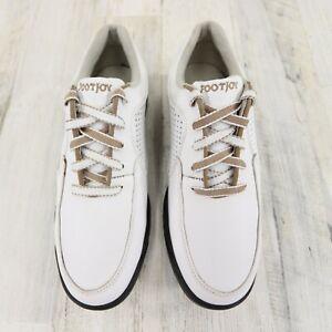 FootJoy FJ Greenjoy Women's White Golf Shoes 48812 Size 7.5