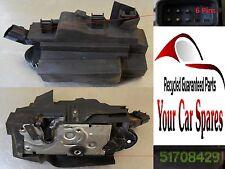 Fiat Idea - Passenger Side Front Central Locking Motor - 51708429