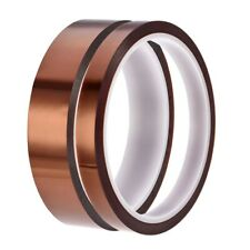 High Temp Tape 2564 X 98ft 2532 X 98ft Heat Resistant Polyimide Tape 1 Set