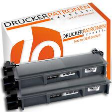 2 Toner für Brother TN-2320 TN-2310 DCP-L2520DW HL-L2300D HL-L2340DW HL-L2360DW