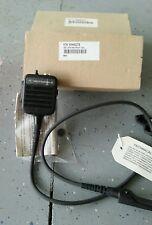 Motorola remote mic for Saber