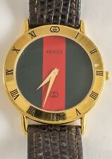 Men's Gucci Watch 3000.M 33mm Gucci Band