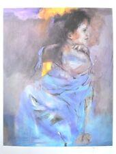 Christine Comyn o.T. Rücken Poster Kunstdruck Bild 68,5x53cm