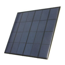3.5W 6V 583mA Monocrystalline silicon Epoxy Mini Solar Panel DIY Solar D6T8