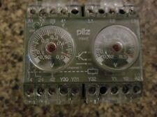 PILZ PSWZ 120VAC 2S/10 50/60HZ 474946 NEW IN BOX SAFETY RELAY