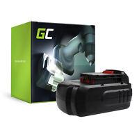 GC Akku PC18B  PC18BL  PC18BLX  PCC489N für Porter Cable (3Ah 18V)