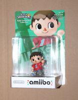 Amiibo Super Smash Bros Series Figure Nintendo Wii U No.9 Villager