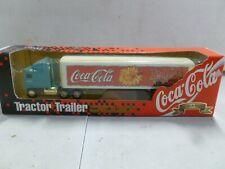 Coca Cola Red Hot Summer Tractor Trailer 1/64