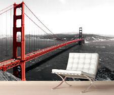 San Francisco Golden Gate Bridge Photo Wall Mural Wallpaper Picture 1054