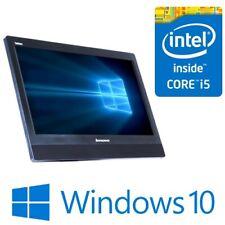 """Lenovo ThinkCentre M93z AiO Core i5 4570S 8G SATA/SSD 23"""" FHD Win 10 Pro No Base"""