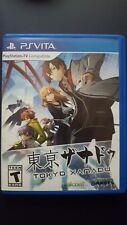 Tokyo Xanadu (Sony PlayStation Vita, 2017)