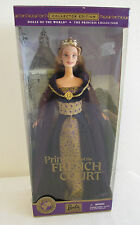 COLLECTOR EDITION DOLLS OF THE WORLD PRINCESS OF THE FRENCH COURT BARBIE & BOX**