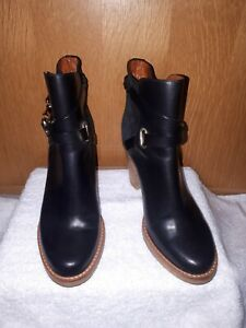 Mulberry ladies boots Ankle black Used twice in Excellent Condition Size 4.5...