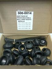 Universal Pack of Ball Joint and Track Rod End Dust Covers Boots 20 Pack
