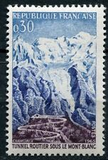 STAMP / TIMBRE FRANCE NEUF LUXE ** N° 1454 ** TUNNEL DU MONT BLANC