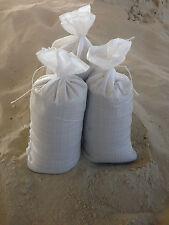 100 x Sandsäcke 30 x 60 cm Hochwasser Säcke für 15 kg  *Neu*