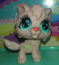 Littlest pet shop Brown Timber Wolf #2778 Very rare 100% Authentic