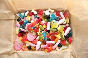 Christmas Hamper Sweets Gift Box Selection Birthday Belated Present Kids Teacher