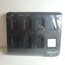 DLI 8 Bay Charger LED Display / Power Supply Not Included DLI-7200-8B-CHG-US
