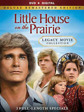 Little House on the Prairie: Legacy Movie Collection (DVD, 2016, 2-Disc Set)