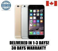 Apple iPhone 6 FACTORY UNLOCKED 16, 32, 64 GB