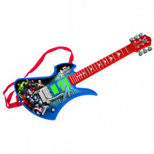 Avengers Marvel E- Gitarre (6 Seiten)