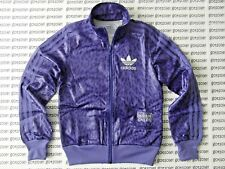 Hot adidas Women Tracksuit Top Party Jacket Running Size 34 36 38 40 42 44 34