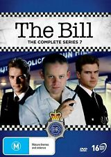 The Bill -Complete ITV Series 7 (DVD) UK Compatible - sealed