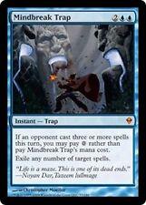 Mindbreak Trap MTG Zendikar Mythic Rare EDH