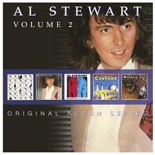 Al Stewart ORIGINAL ALBUM SERIES VOL 2 Live At The Roxy 24 CARROTS New 5 CD
