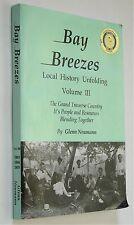 Bay Breezes Vol 3 Elk Rapids Michigan MI Antrim County genealogy history