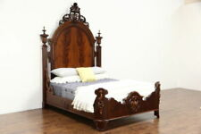 Mahogany Antique Beds & Bedroom Sets for sale | eBay