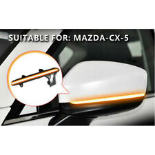 For Mazda CX-5 2017 2018  LED Flowing Rear View Side Mirror turn signal Light