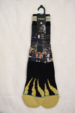Stance Derozan Lowry Toronto Raptors NBA Future Legend Socks NBA Large Sz 9-12