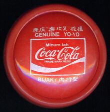 1970 Philippine Coca COKE Cola BIJAK Genuine Yo-Yo RED Ring