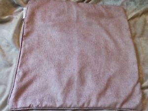 Decorative Pillow Sham Cushion Cover Protect Reversible 20 x 20 Zipper NEW!