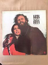 KRIS KRISTOFFERSON & RITA - full moon - vinyle 33t