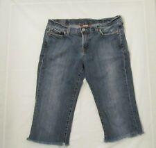 Lucky Brand Women's Cut-off Denim Shorts Size 8