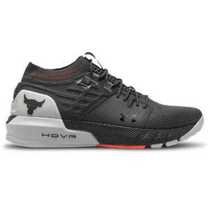 Under Armour Hovr UA Project Rock 2 Training Sneakers Shoes Cross Training Shoe