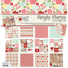 Simple Stories You and Me Collection Simple Sets 12 x 12 Collection Kit 2030