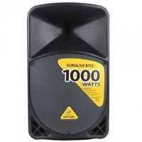 BEHRINGER b112d eurolive diffusore attivo 1000W cassa amplificata wireless read