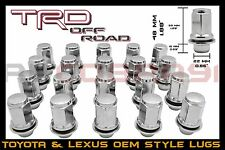 20 Pc Toyota Lexus 14x1.5 OEM Factory Stock Mag Lug Nuts 22mm HEX Made In USA
