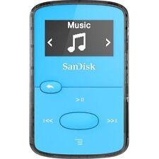 SanDisk Clip Jam 8 GB Mp3 Player - Blue