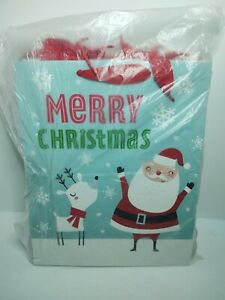 """Pack Of 8 Hallmark 3D Gift Bags, 13 X 10-1/2 X 5-3/4"""""""