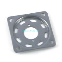 2pcs Silver 9pin Ventilated Plate Tube Socket Shock Proof Adapter 12AX7 EL84 Amp