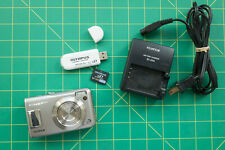 Fujifilm Finepix F31fd Point and Shoot Camera with 2 xD Memory Cards