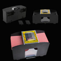 Automatic Card Shuffler Deck Casino Playing Cards Sorter Poker Games Machine