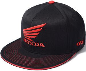 Factory Effex Honda Wing Flexfit Hat -  Mens Lid Cap