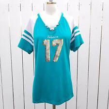 19ef14e2 Majestic Women's Miami Dolphins NFL Fan Apparel & Souvenirs for sale ...